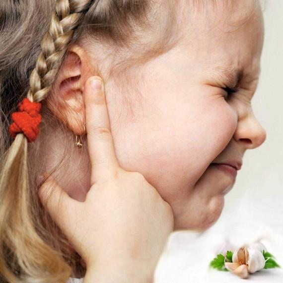 Ear ache natural remedy