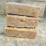 Lemongrass Coconut Milk CP Soap 1