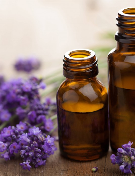 Relaxing Lavender Massage and Bath Oil