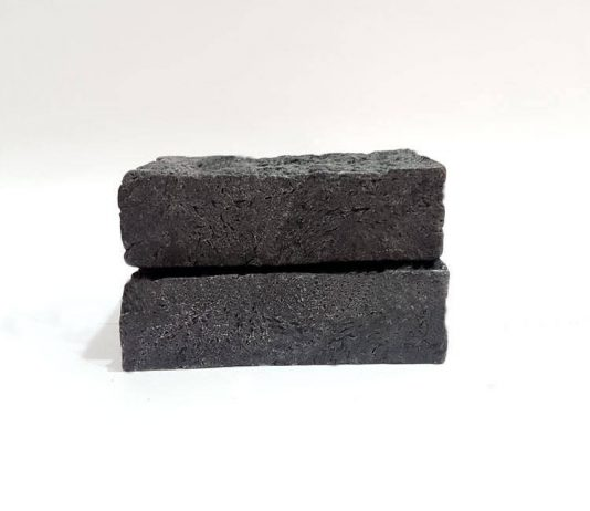 Black Charcoal Soap Natural & Vegan