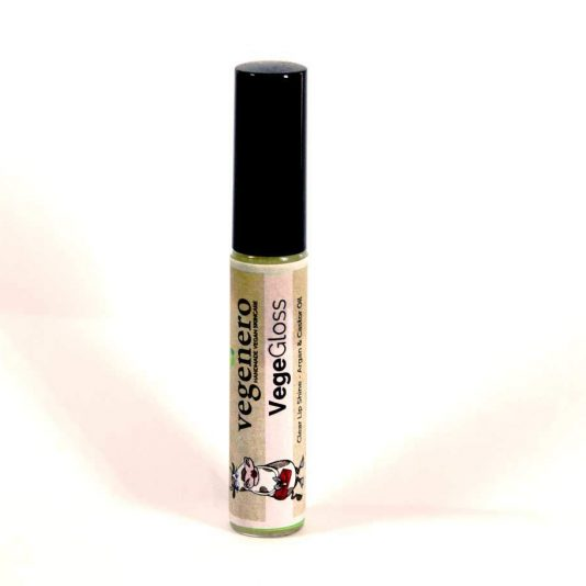 VegeGloss Vegan Natural Clear Lip Gloss