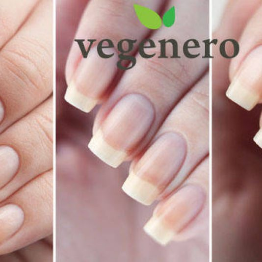 VegeNail Vegan Nail Growth Cuticle Serum
