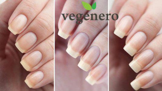 VegeNail Vegan Nail Growth Cuticle Serum