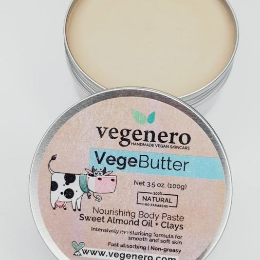 Vegebutter Paste Cream