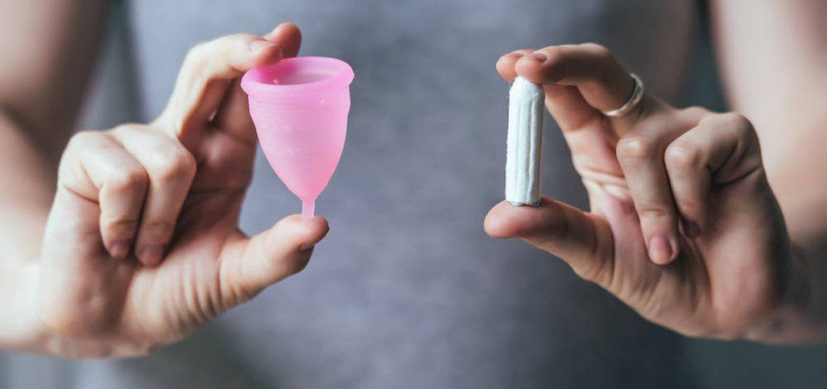 Cyprus menstrual cup