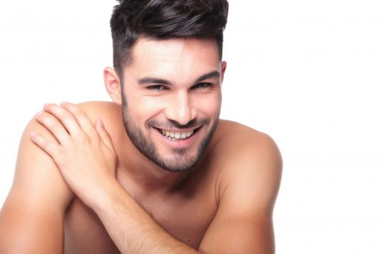 VegeGlow Men Vegan Face Treatment